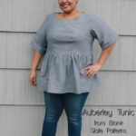 Auberley Tunic with Pincushion Treats