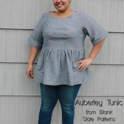 Auberley Tunic with Pincushion Treats
