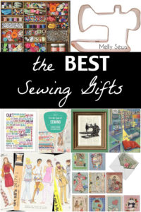 Best Sewing Gifts - Great list of gifts for people who like to sew - Melly Sews