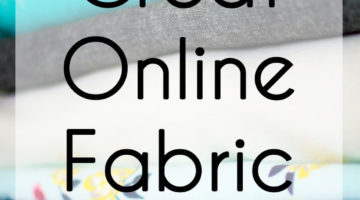 7 great online fabric stores -Where to shop for fabric online and what to buy at each store - Melly Sews
