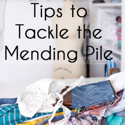 #MendingFriending Challenge – How to Mend