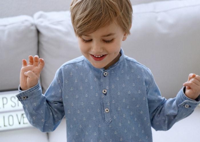 Prepster Pullover by Blank Slate Patterns sewn by Frölein Tilia