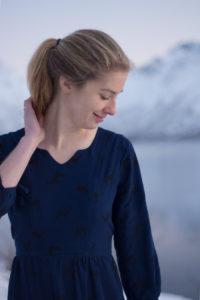 Sew Mariefleur Blank Slate Patterns Auberley Dress