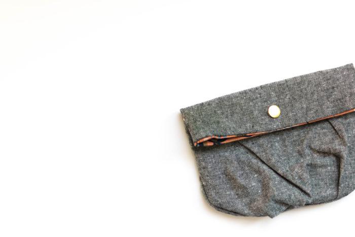 Favorite Purse sewing pattern from Blank Slate Patterns sewn by Stefanie Kamerman