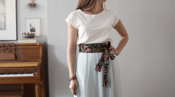 Marigold Skirt with SweetKM