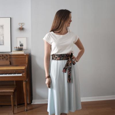 Marigold Skirt with SweetKM