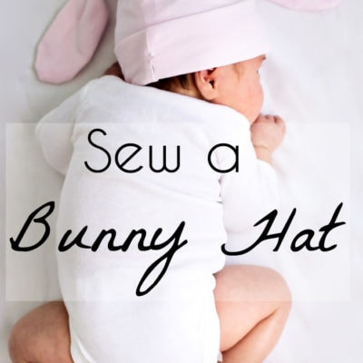 Sew a Bunny Hat