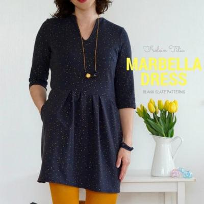 Marbella Dress with Froelein Tilia