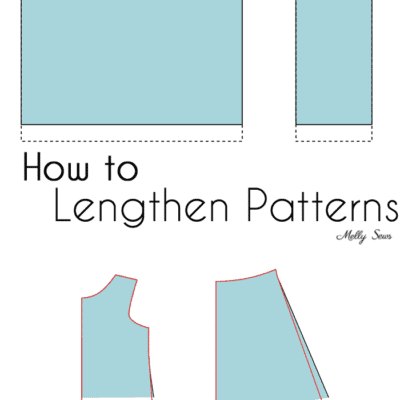 How to Lengthen a Pattern