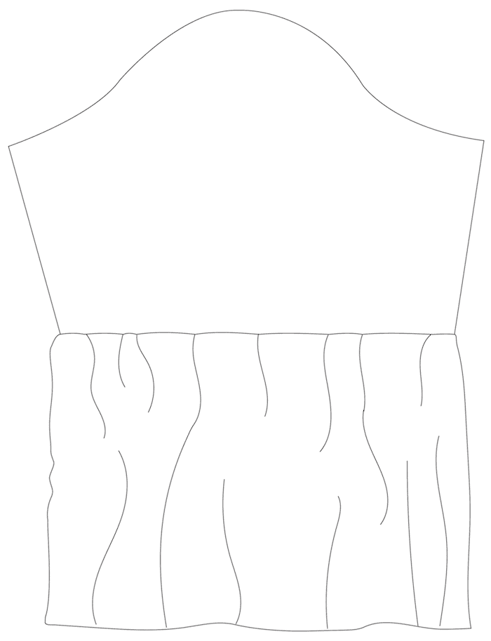 Hack a sleeve design - how to change the style of a sewing pattern - Melly Sews