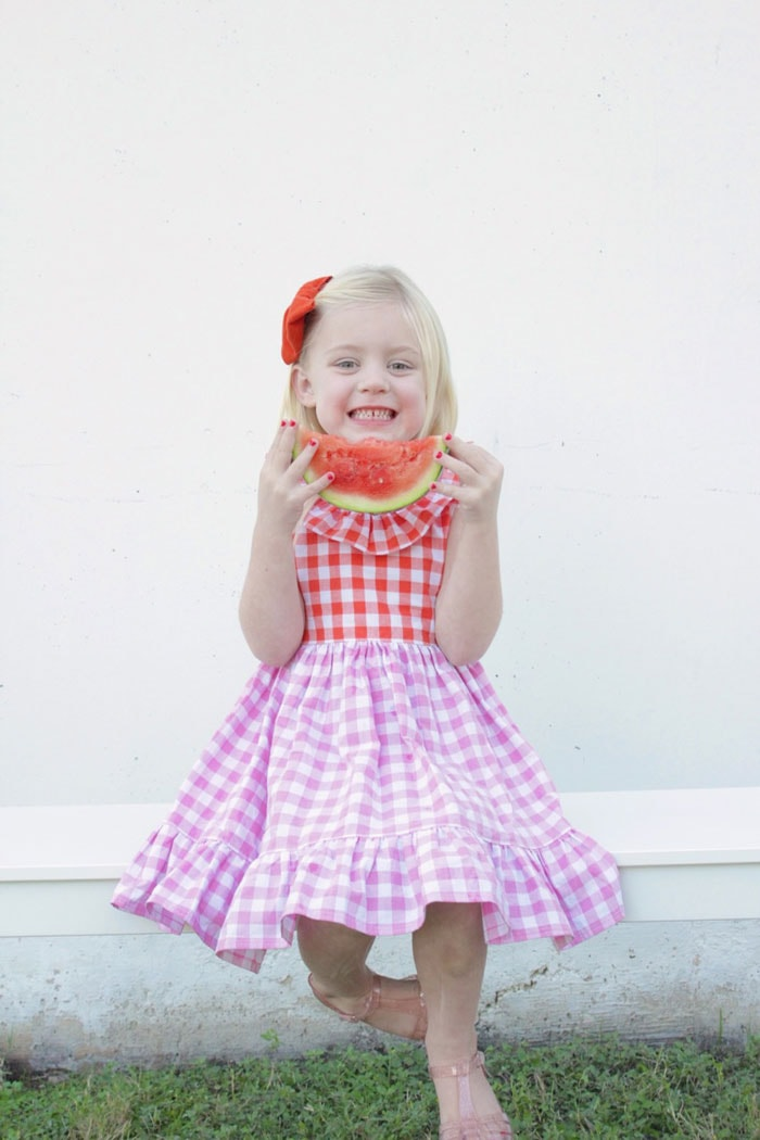 Summer Picnic Dress by Made Everyday