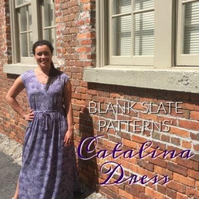 Catalina Dress by Inside The Hem