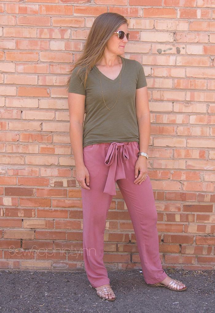 Forsythe Trousers With Sewsophielynn Melly Sews
