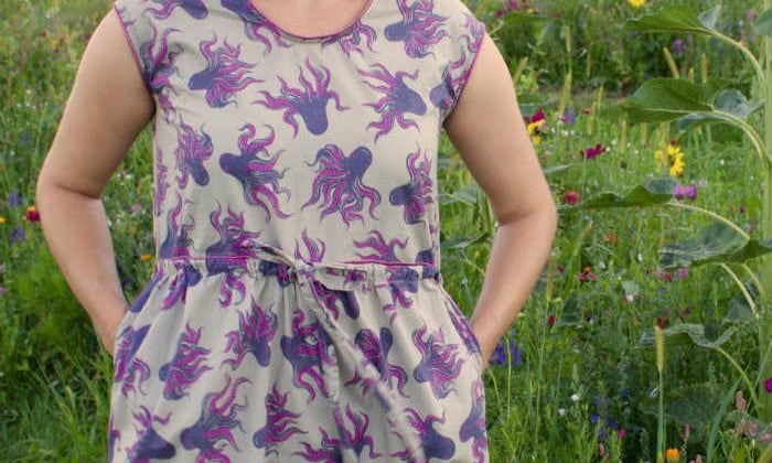 Catalina Dress with Froelein Tilia