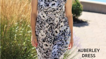 Auberley Dress with Creating in the Gap