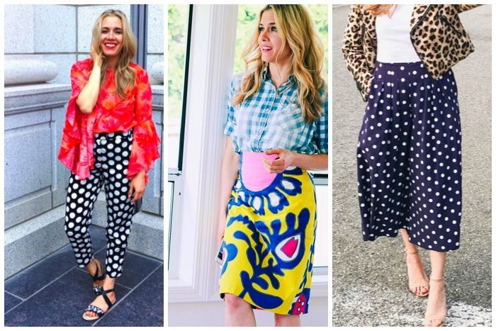 Mixing Prints like a Pro - Riva la Diva | Melly Sews