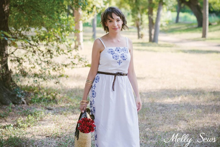 West Lynn dress from Sundressing by Melissa Mora
