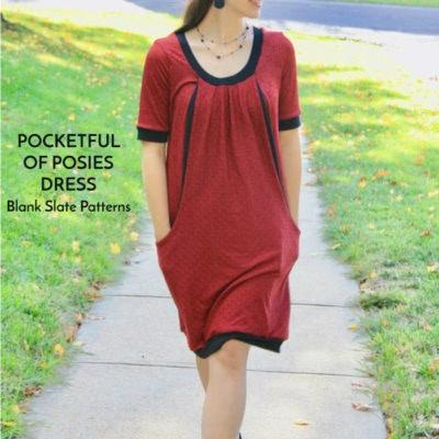 Pocketful of Posies with Hazelnut Handmade