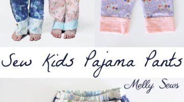 Sew Pajamas