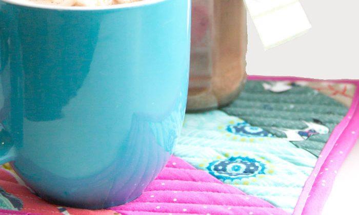 Quilt as You Go – Sew a Pot Holder