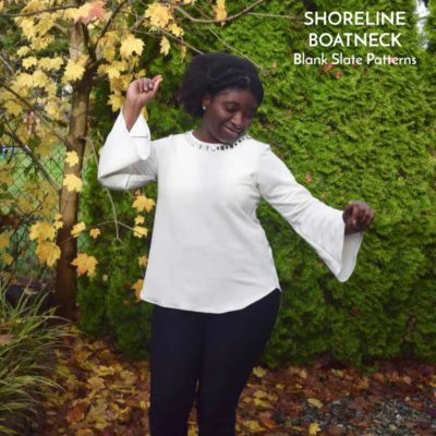 Shoreline Sleeve Hacks with The Ravel Out