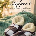 Top Tutorials 2017 – #4 Cozy Slippers