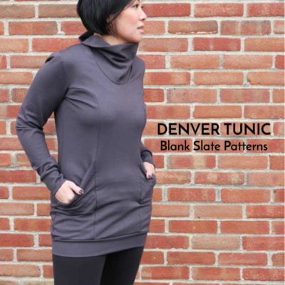 Denver Tunic with Love You Sew