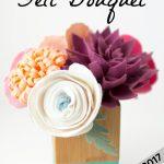 Top Tutorials 2017 – #1 Felt Flowers