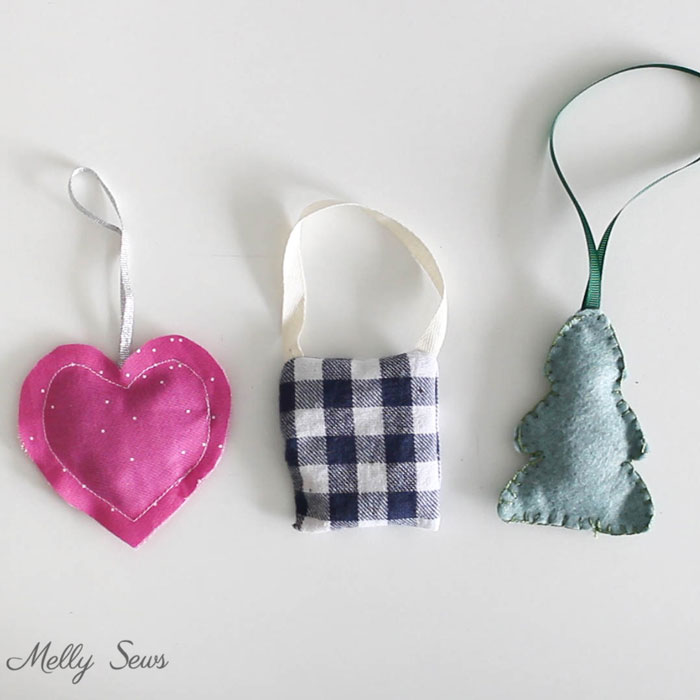 Great gift for men - DIY Natural Air Fresheners - Make these Car Air Fresheners using natural ingredients - tutorial by Melly Sews