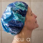 Sew a Shower Cap