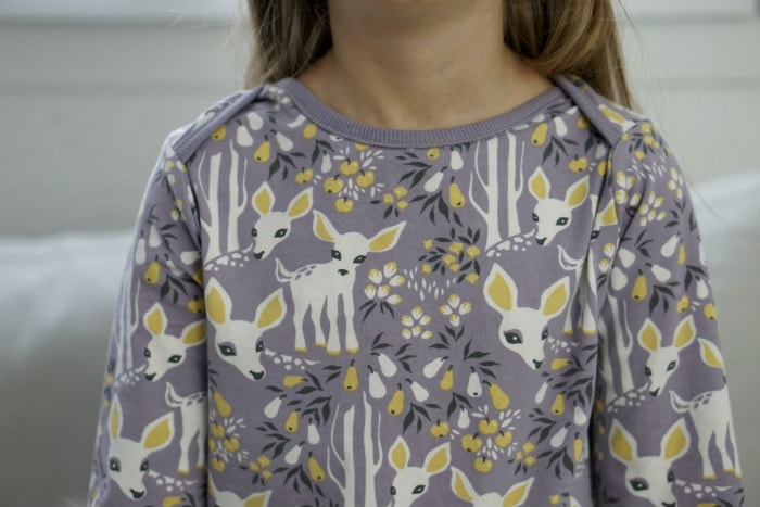 Dreamtime Jammies and Snuggle Pajamas by Blank Slate Patterns sewn by Froelein Tilia