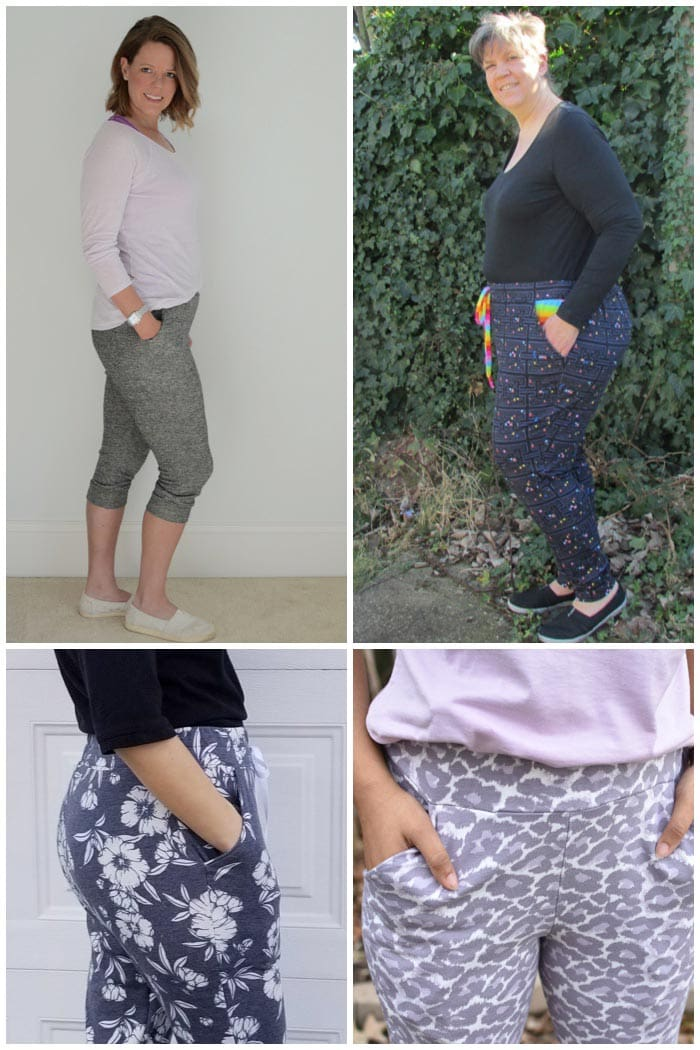 Skye Joggers sewing pattern from Blank Slate Patterns