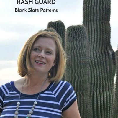 Rivage Raglan Rash Guard with Cabin7k