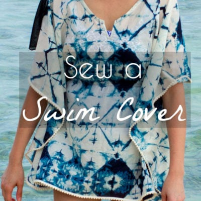 Sew a Beach Cover Up