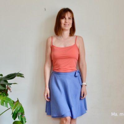 Daintree Skirt with Ma, me, mi…mo