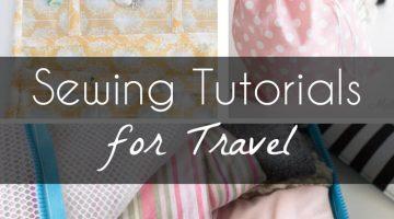 Sew for Travel – Travel Handmade