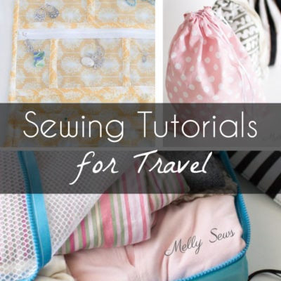 Sew for Travel – Travel Handmade
