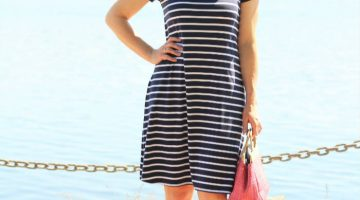 Shoreline Boatneck with Creating in the Gap