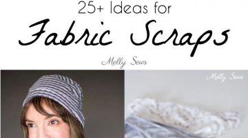 Ideas for Using Fabric Scraps