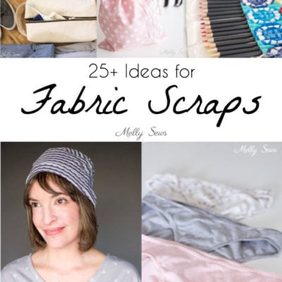Ideas for Using Fabric Scraps