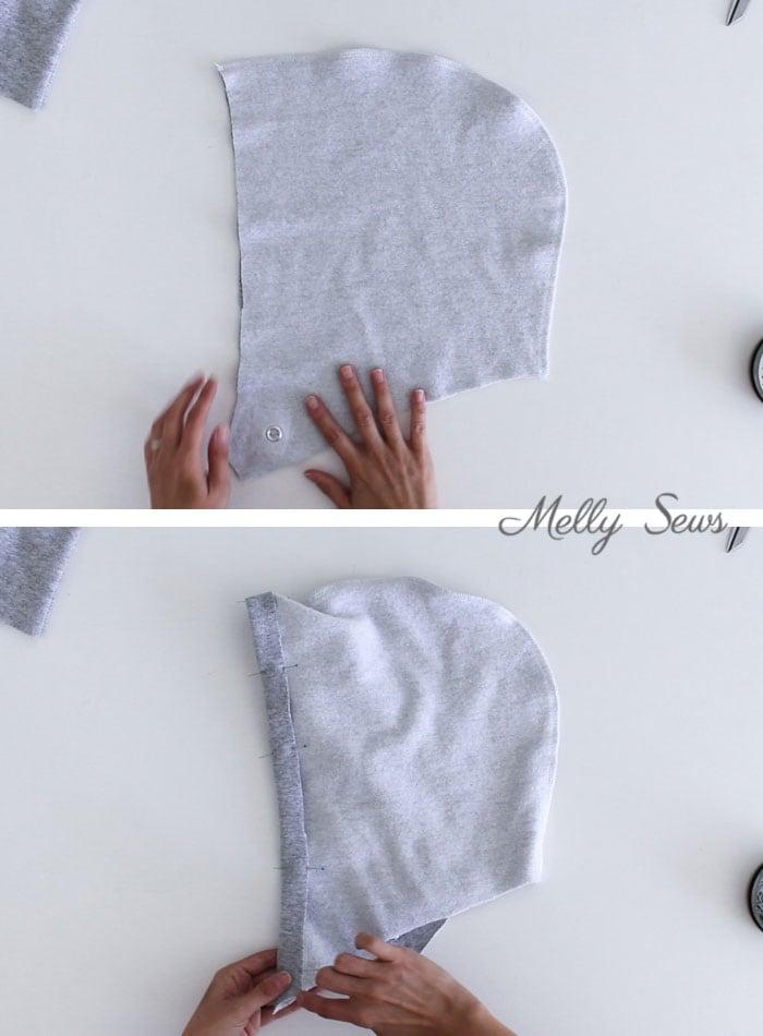 c5370ca7 ... step 2 - Sew a Hoodie - Make a Hoodie for Men or Women - Unisex