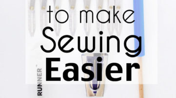 Sewing Notions - 5 Gadgets to Make Sewing Easier - Melly Sews