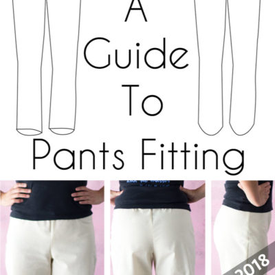 Pants fitting help - How to Sew Pants that Fit - Fit Problems and Solutions - Melly Sews