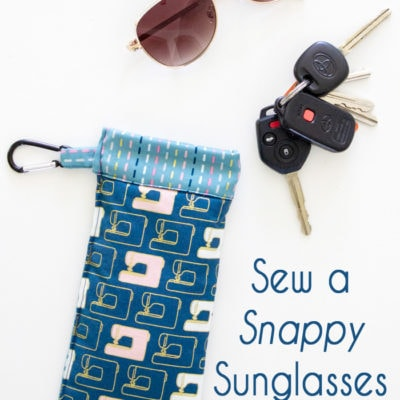 Sew a Sunglasses Case