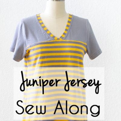 Juniper Jersey Pattern