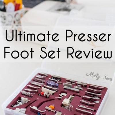 Ultimate Presser Foot Set Review