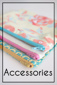 Accessories and Gifts to Sew