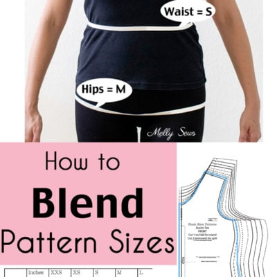 How to Choose Your Size for Sewing