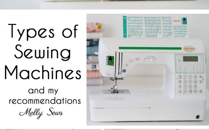 What do different kinds of sewing machines do? Learn about the best sewing machine to buy.