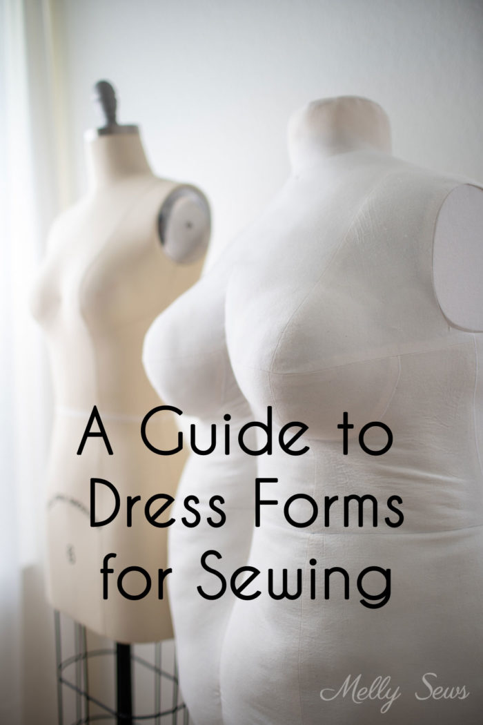 Misses and plus size dress forms in a guide to dress forms for sewing